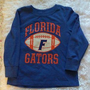 Toddler Florida Gators shirt